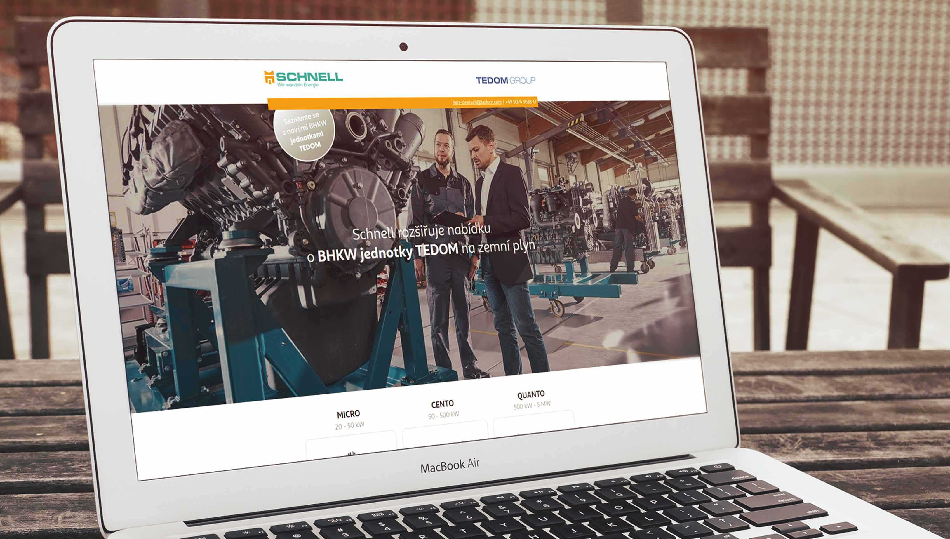 schnell-landing-page